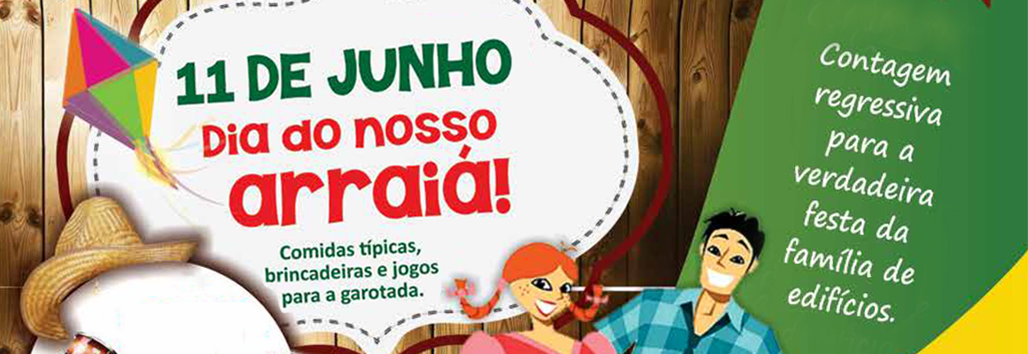 Festa Junina do Sindifícios 2016