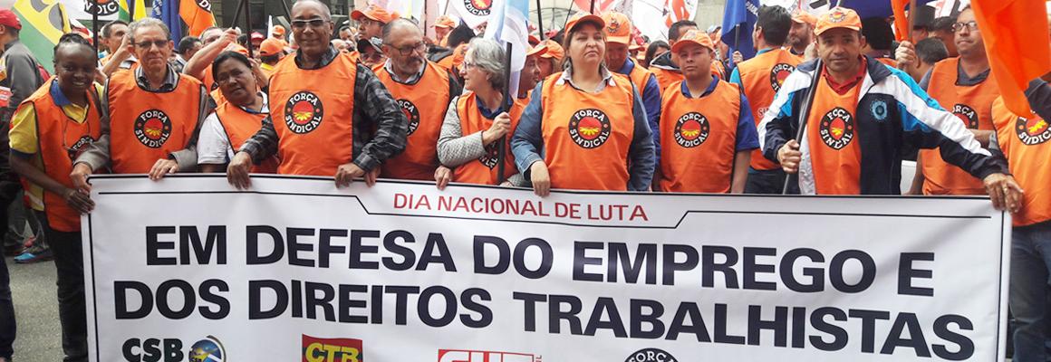 Na luta pela classe trabalhadora