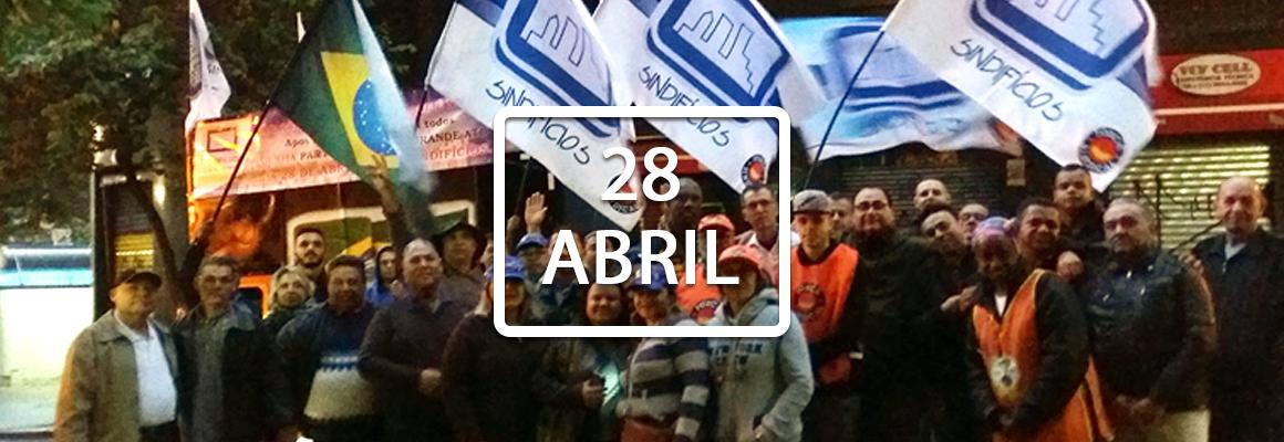 O Histórico 28 de Abril