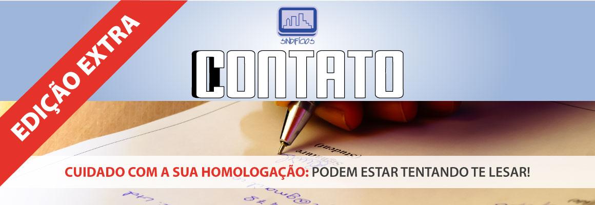 Edição Extra do Jornal O Contato