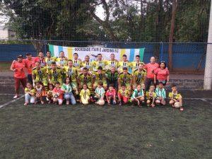 Sociedade Itaim - Campeões 2018