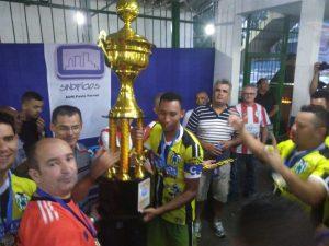 Troféu dos Campeões!