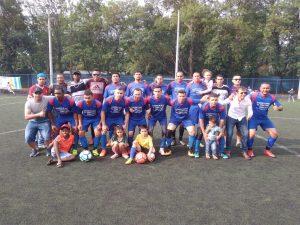 Real Higienópolis - Vice Campeões