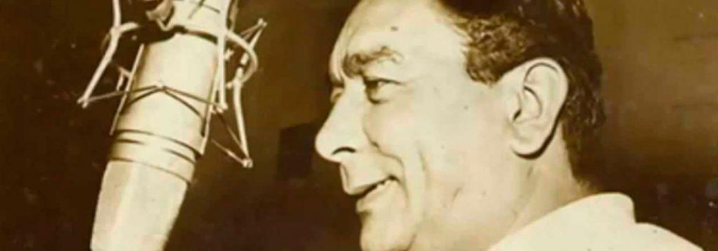 Cyro Monteiro canta: O Bonde São Januário
