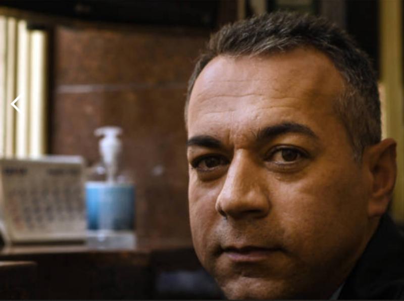 porteiro José de Matos Lima fala com orgulho da profissão para a Folha de São Paulo.