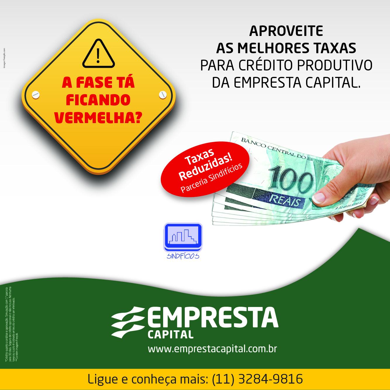 Melhores taxas de crédito – consulte