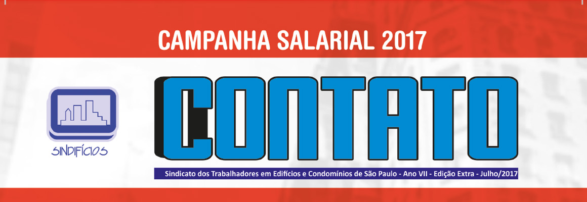 Informativo – Campanha Salarial 2017
