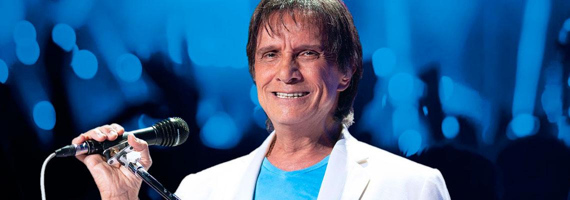Roberto Carlos canta: Debaixo Dos Caracóis Dos Seus Cabelos