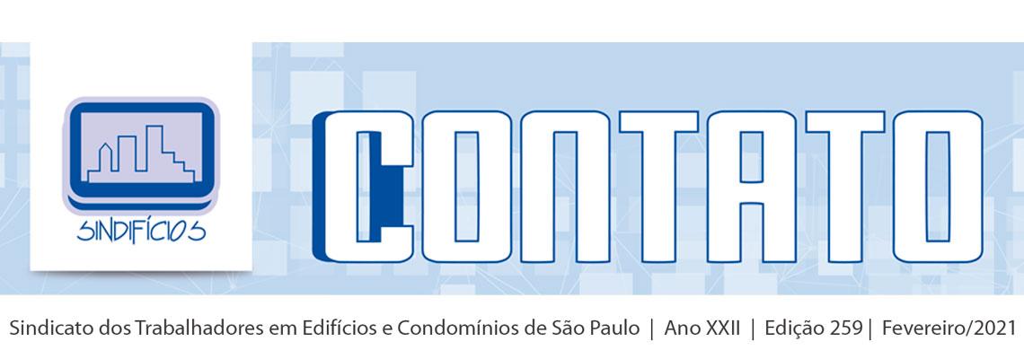 Confira o jornal do SINDIFÍCIOS de Fevereiro/2021